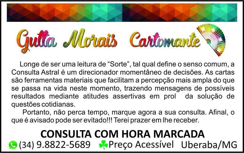Cartomante Gutta Morais - Foto 1