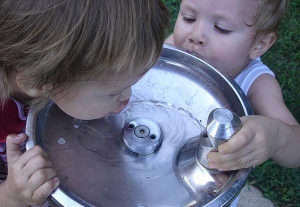 Água, fonte da vida