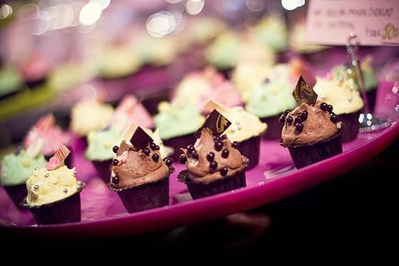 As receitas que contém chocolates são as mais consumidas em lojas de quitutes