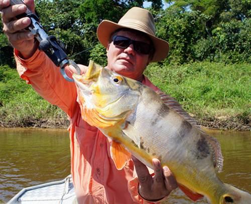 De acordo com pescadores do Brasil os três melhores lugares para uma boa pesca são: Barcelos, AM; Bragança Paulista, SP e Corumbá, MS