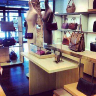 Boutique especializada em bolsas