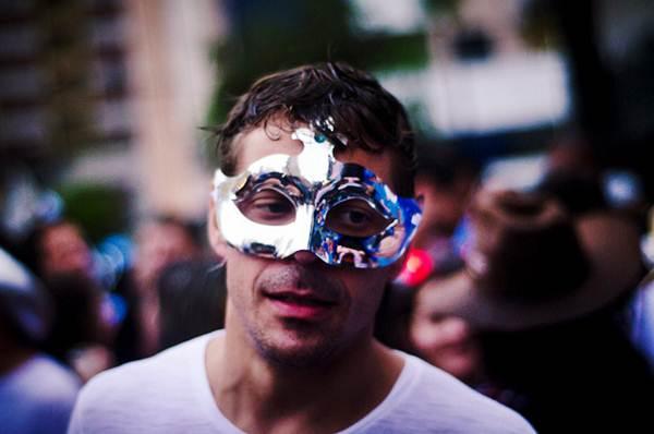 As máscaras trazem um ambiente exótico e escondido, as festas temáticas dos antigos bailes de máscaras fazer o maior sucesso