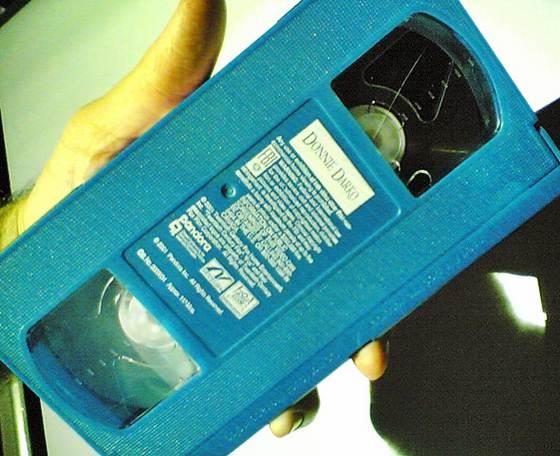 Fita VHS criada em 1976