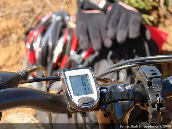 As corridas atuais de bicicletas usam a tecnologia a favor dos competidores
