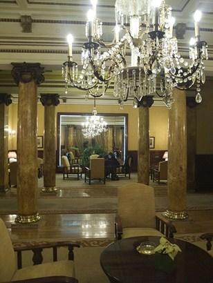 Os hotéis executivos, geralmente, presam pela decoração clássica