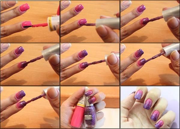 Assim como novas cores são lançadas, novas técnicas de esmaltar as unhas são inventadas