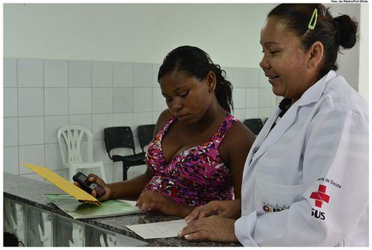 Atendimento de médicos em hospitais