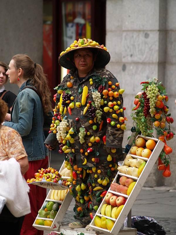 Consuma frutas frescas