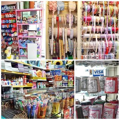 Devido a capacidade de guardam muitos objetos, os comércios que vendem grande variedade de produtos receberam o nome de 'armarinhos'