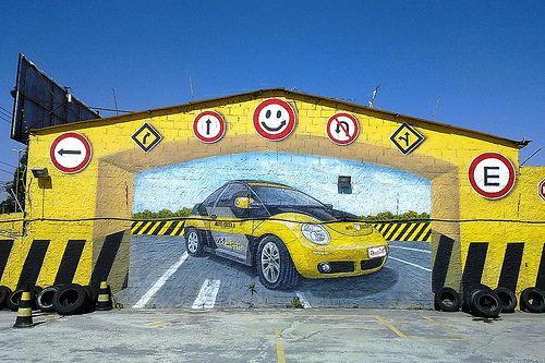 Todos os Centros de Formação de Condutores devem estar devidamente cadastrados no DETRAN