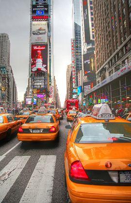 Táxis da cidade de Nova Iorque