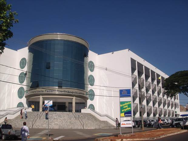 UFTM Uberaba - novo prédio (Divulgação)