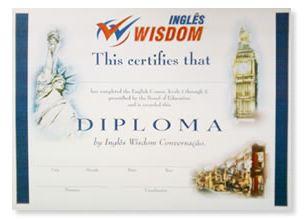 Certificado Wisdom Uberaba