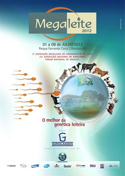 MegaLeite Uberaba 2012