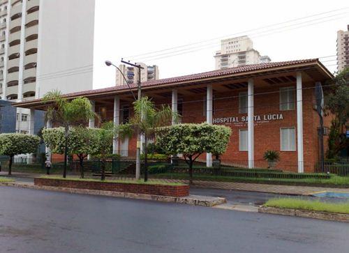 Hospital Santa Lúcia - Foto: Google