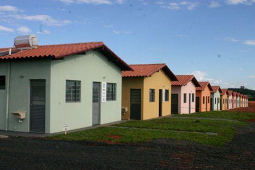 Casa do programa Minha Casa Minha Vida já entregues no bairro Copacabana - Foto: Site da Prefeitura Municipal - Cohagra