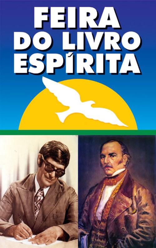 Acontece nos dias 8, 9, 10, 11, 12, 13 e 14 de julho, das 8h30 às 18h30 a 58º Exposição-Feira do Livro Espírita em Uberaba