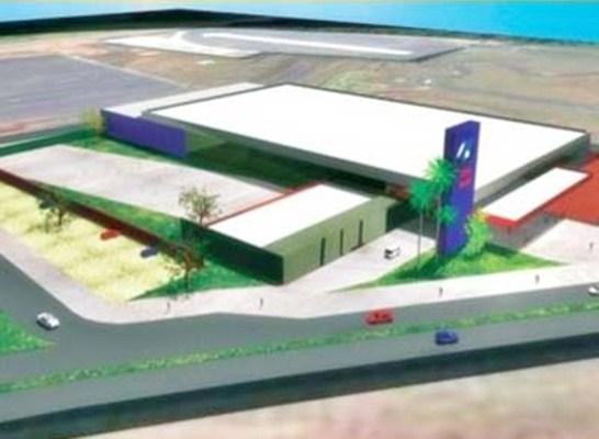 Projeto do Centro de Convenções CDL Hall em Uberaba - MG
