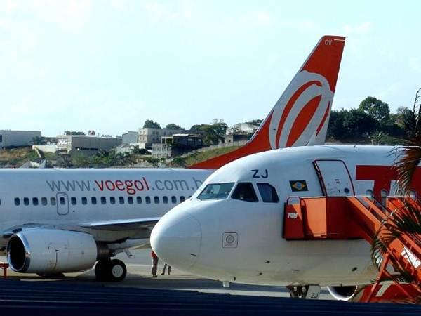 Área de embarque e desembarque obrigatória em todos os aeroportos do mundo - Foto MogueFile @rmpinho