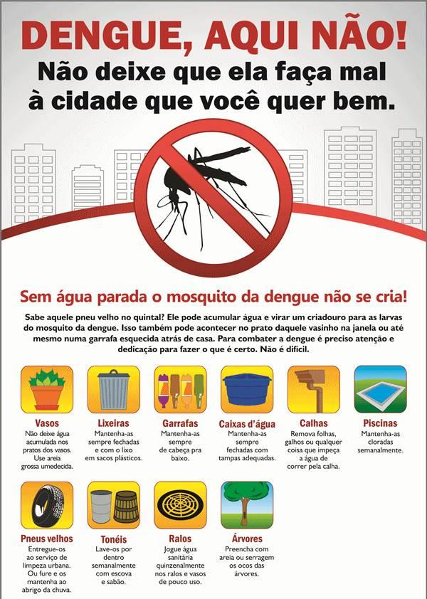 Prevenção de dengue em Uberaba